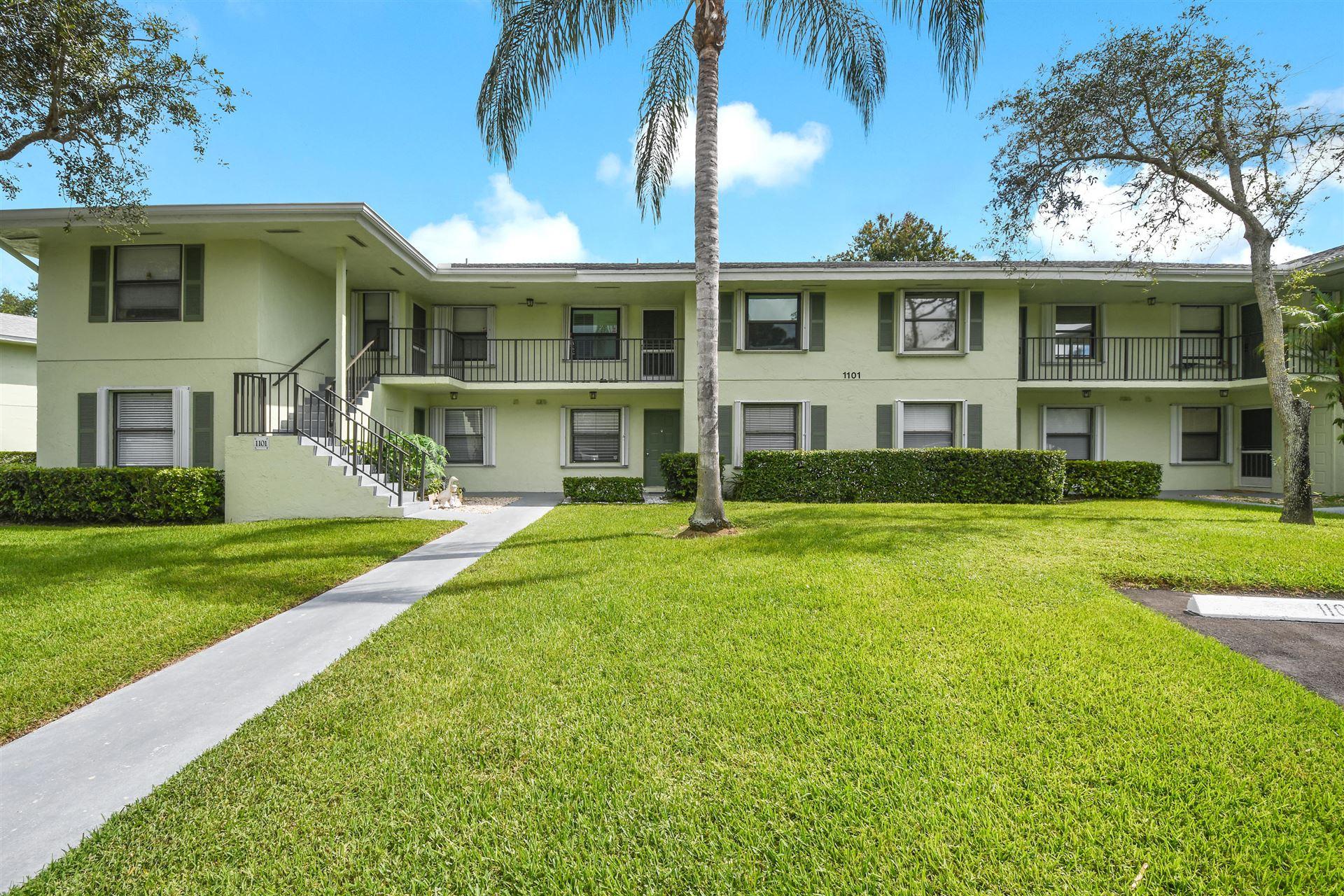 1101 Sabal Ridge Circle #B, Palm Beach Gardens, FL 33418 - #: RX-10627239