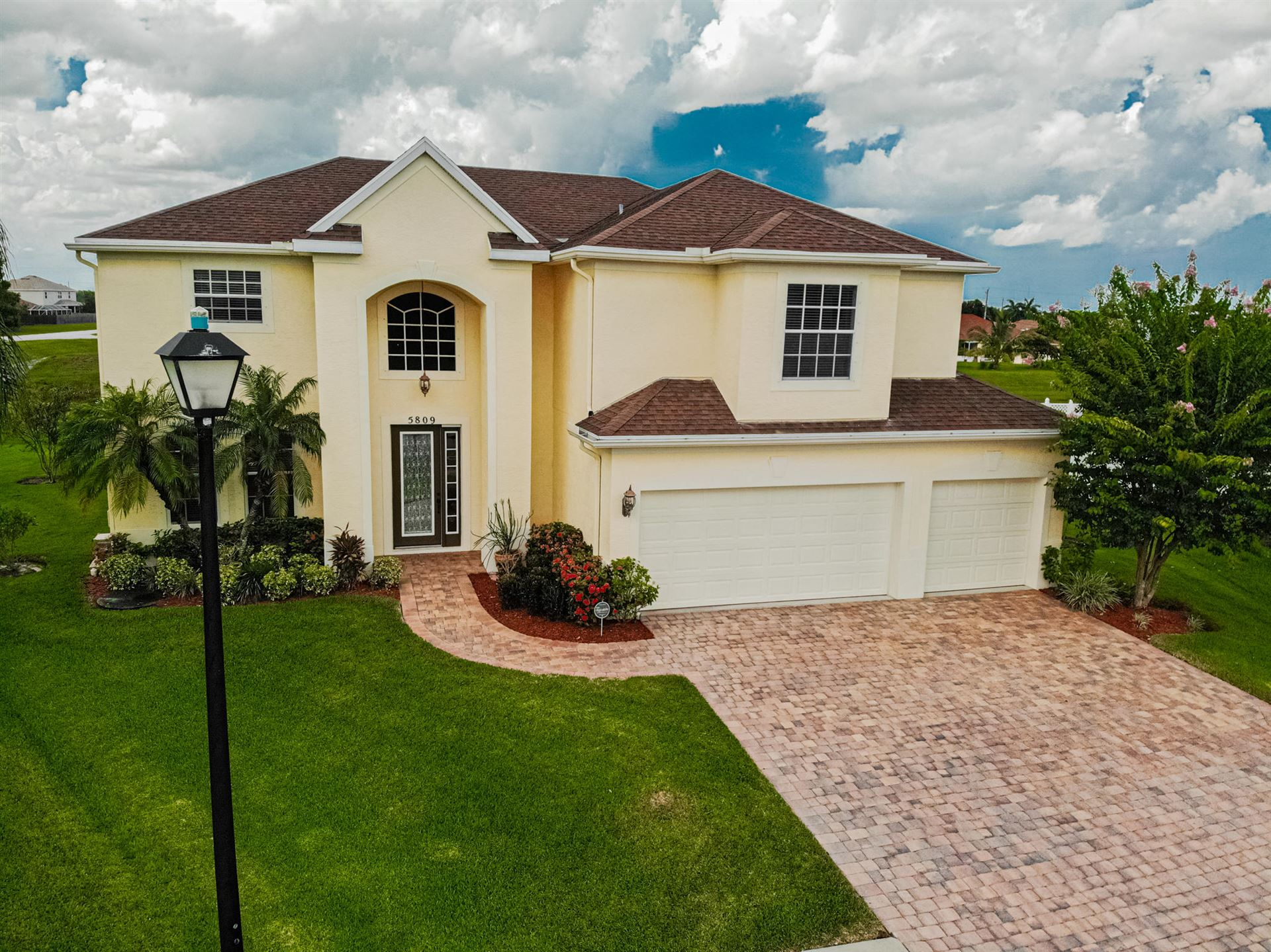 5809 NW Rose Petal Court, Port Saint Lucie, FL 34986 - #: RX-10635239