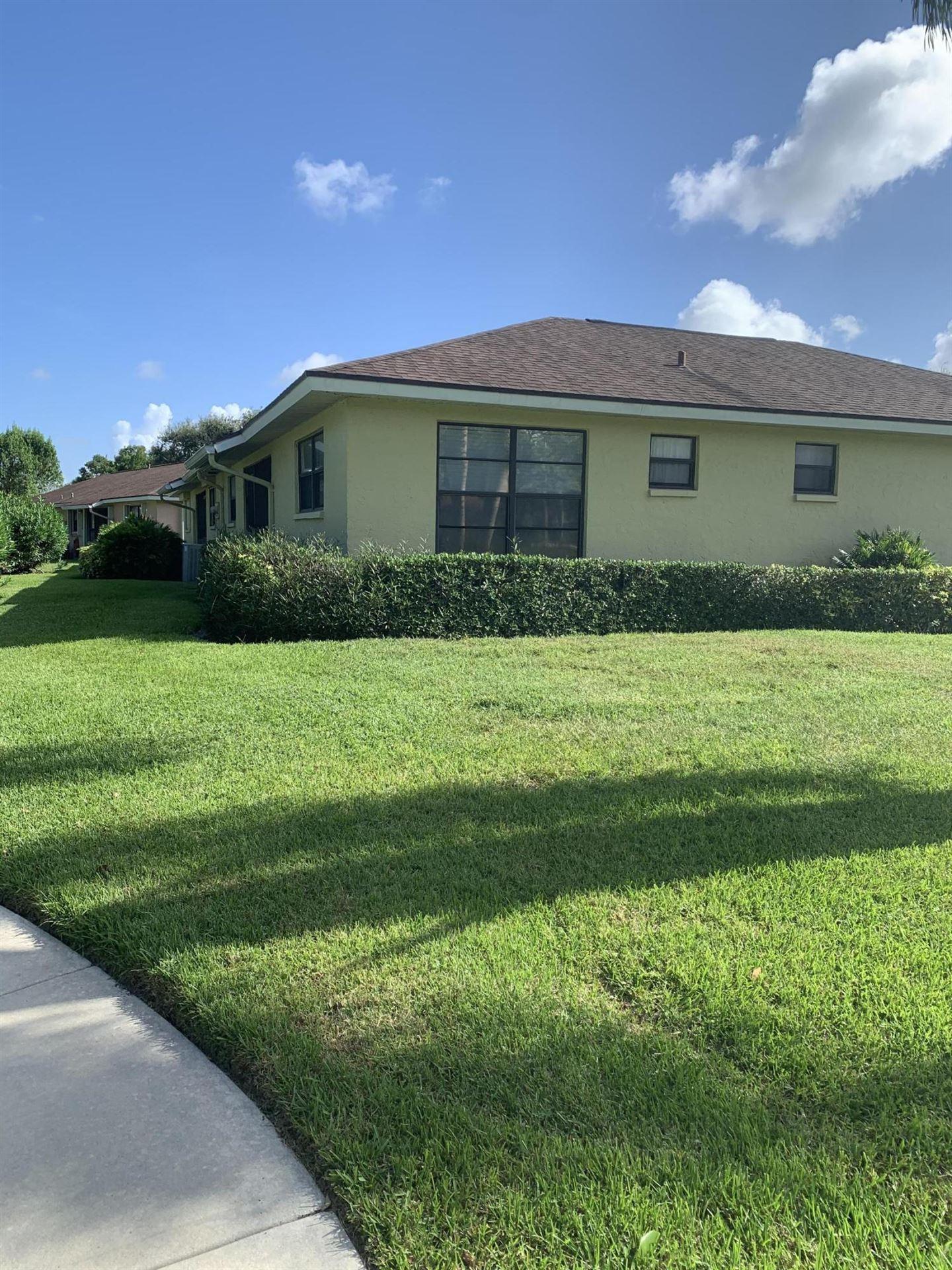 Photo of 9885 Pecan Tree Drive #A, Boynton Beach, FL 33436 (MLS # RX-10651239)
