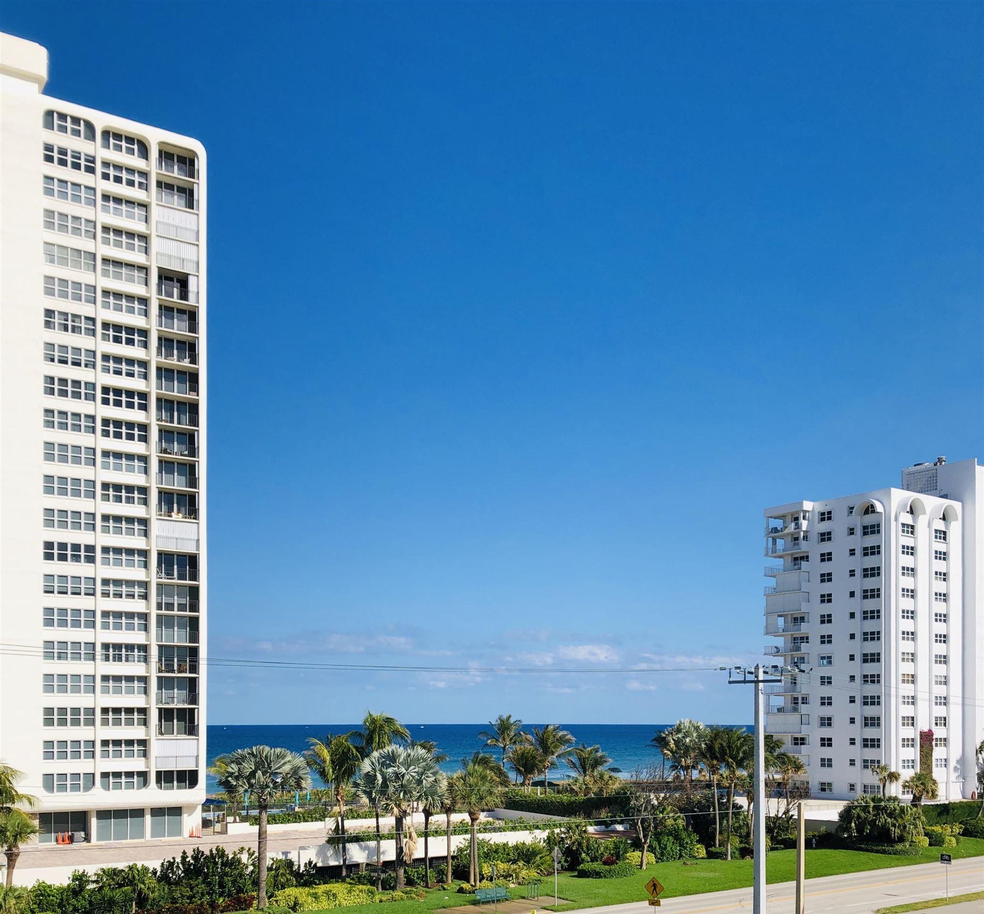 2851 S Ocean Boulevard #4r, Boca Raton, FL 33432 - #: RX-10669239