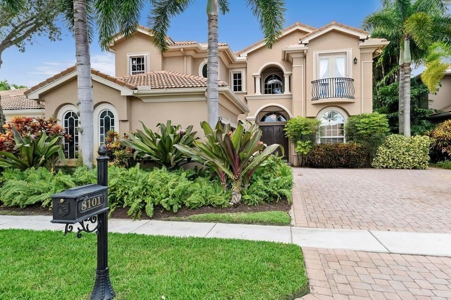 8101 Laurel Ridge Court, Delray Beach, FL 33446 - #: RX-10675239
