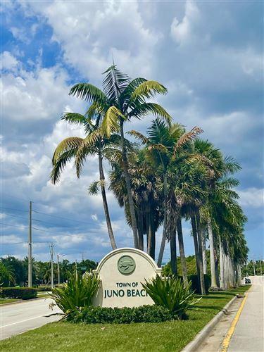 Tiny photo for 37 Uno Lago Drive, Juno Beach, FL 33408 (MLS # RX-10744240)