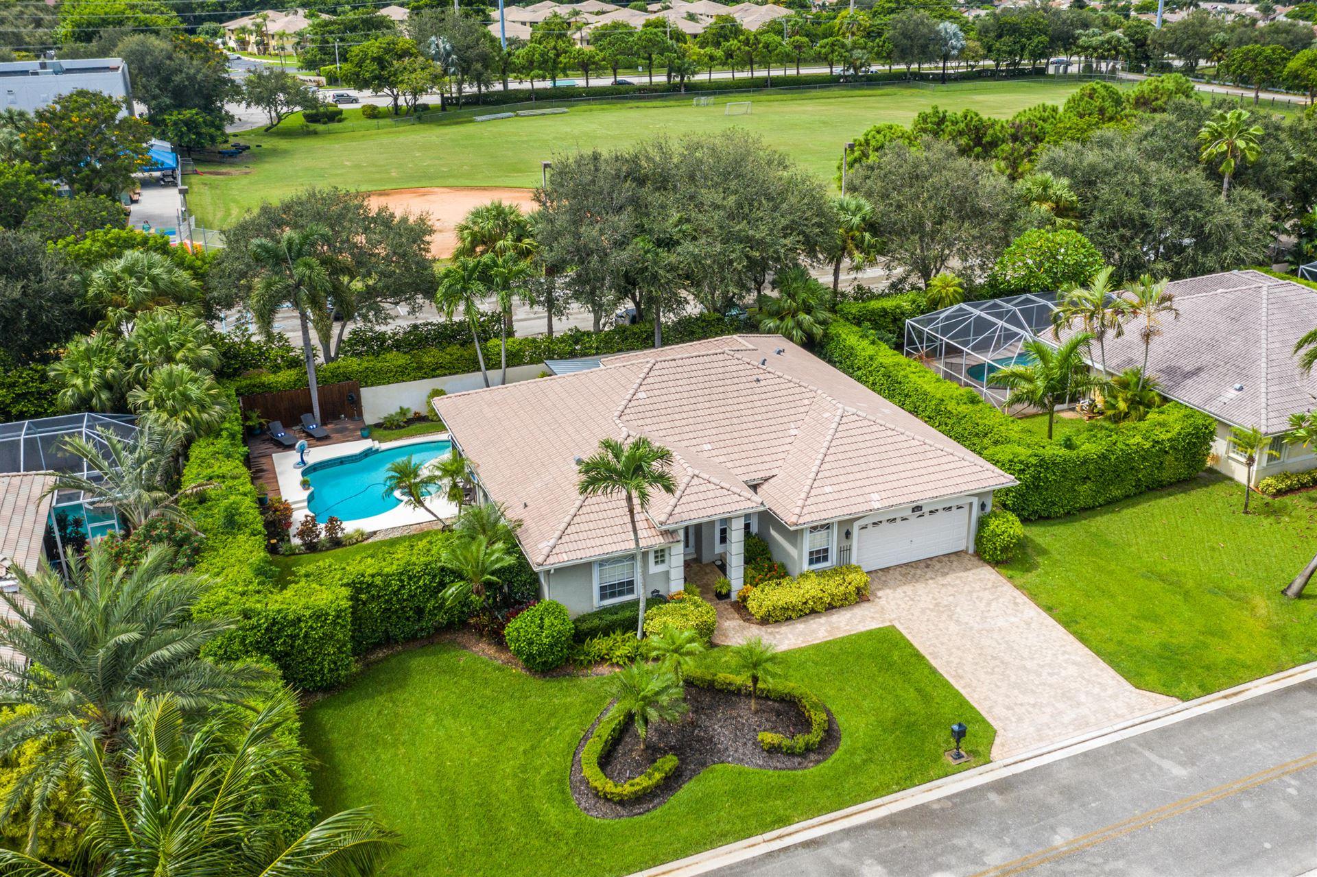 Photo of 9611 Aloe Road, Boynton Beach, FL 33436 (MLS # RX-10658240)