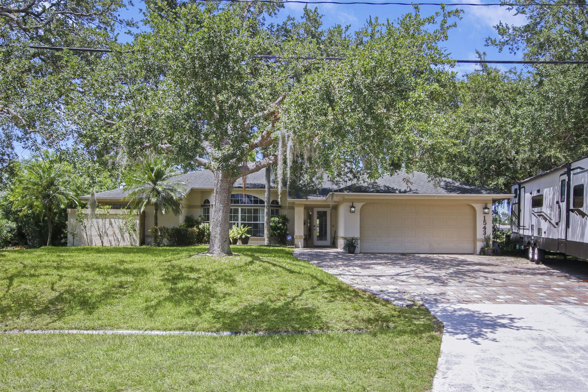 1543 SW Abingdon Avenue, Port Saint Lucie, FL 34953 - #: RX-10723240