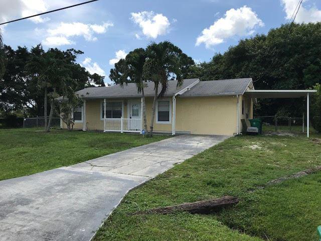 106 SW Christmas Terrace, Port Saint Lucie, FL 34983 - #: RX-10735240