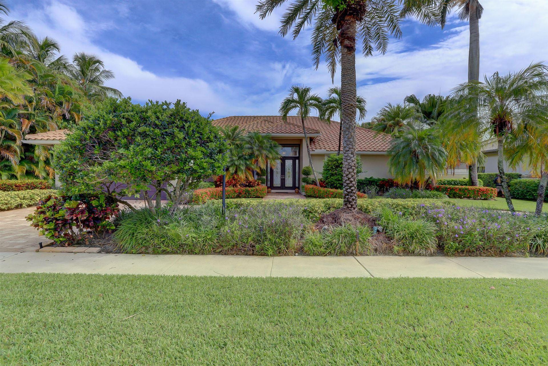 Photo of 10486 Stonebridge Boulevard, Boca Raton, FL 33498 (MLS # RX-10736240)