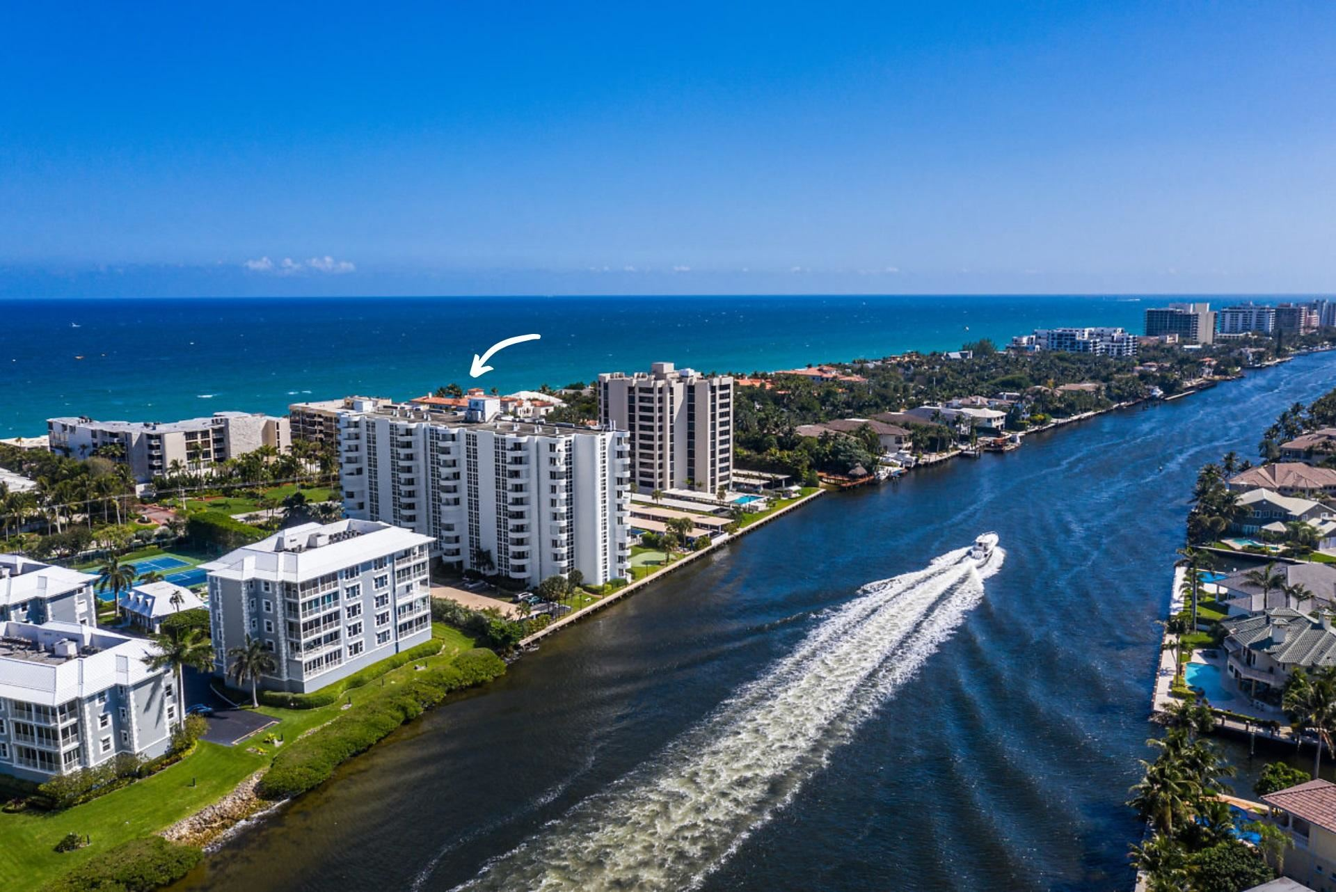 2200 S Ocean Boulevard #1103, Delray Beach, FL 33483 - #: RX-10608241