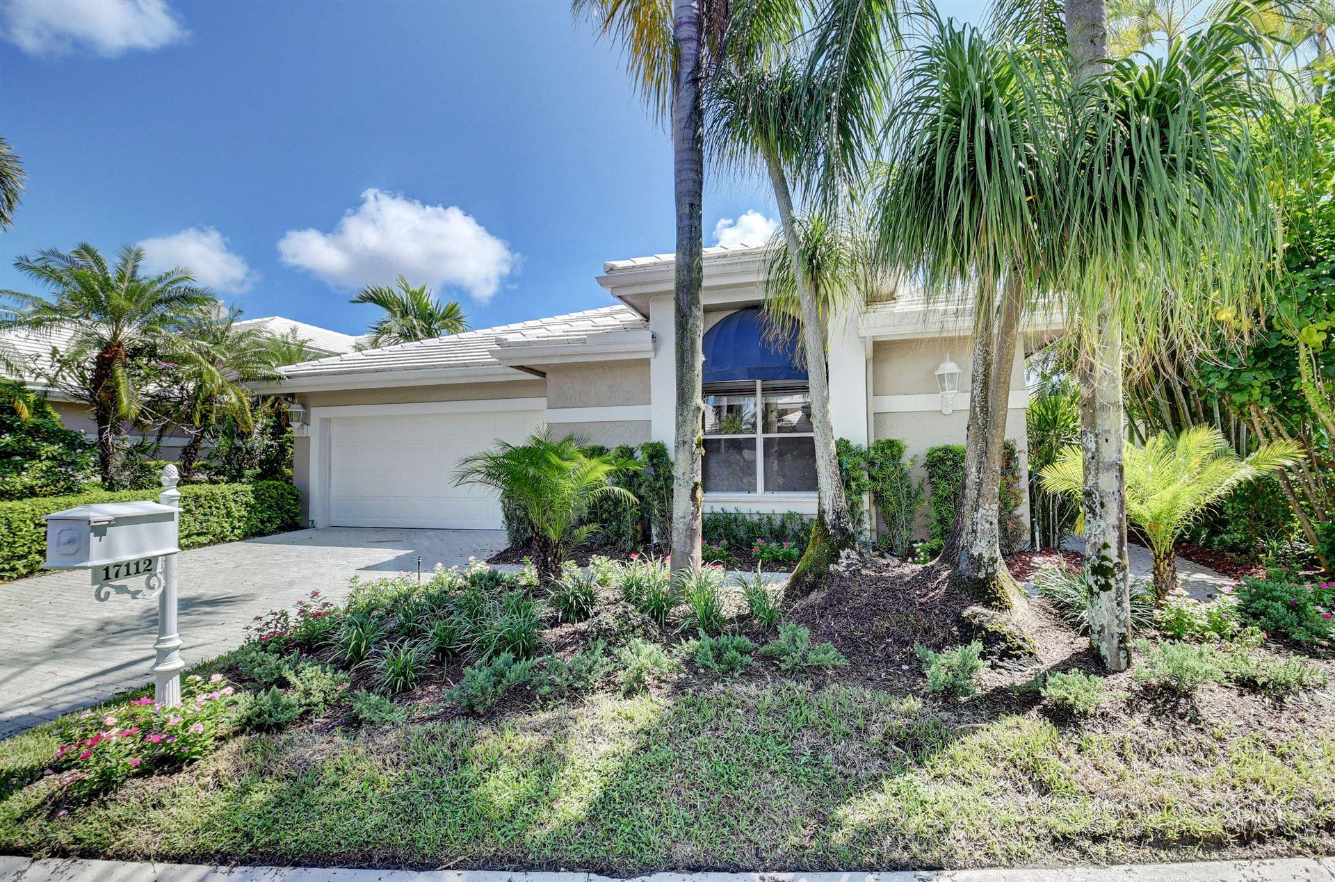 17112 Huntington Park Way, Boca Raton, FL 33496 - #: RX-10656241