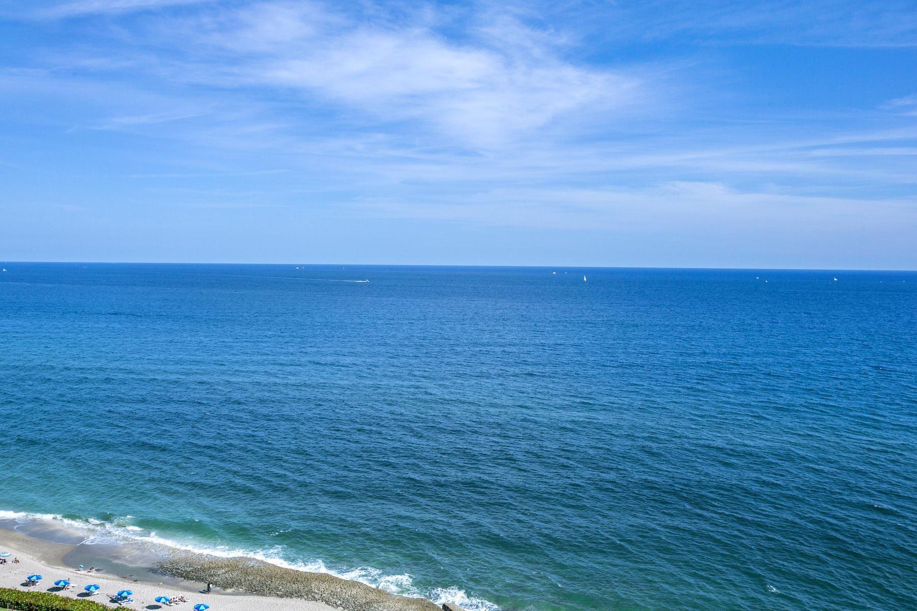 Photo of 4000 N Ocean Drive #1903, Singer Island, FL 33404 (MLS # RX-10657241)