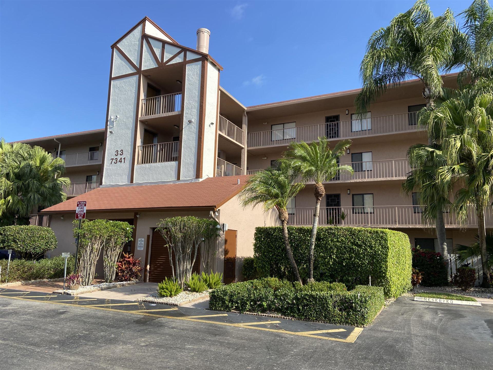 7341 Amberly Lane #310, Delray Beach, FL 33446 - MLS#: RX-10707241