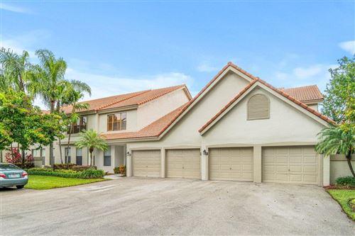Photo of 5801 Coach House Circle #G, Boca Raton, FL 33486 (MLS # RX-10754242)