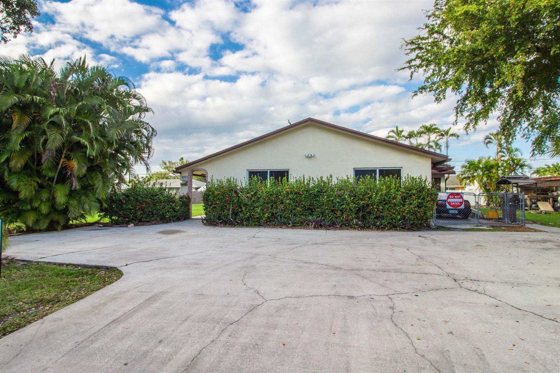 4793 Elmhurst Road #A & B, West Palm Beach, FL 33417 - #: RX-10695242