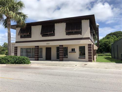 Photo of 914 D Avenue, Fort Pierce, FL 34950 (MLS # RX-10383243)