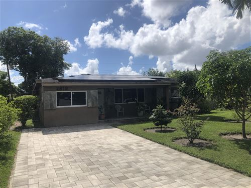 Photo of 2819 Bahama Drive, Miramar, FL 33023 (MLS # RX-10659243)