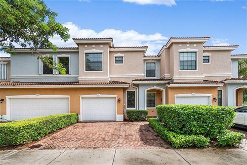 Photo of 171 Gramercy Square Drive, Delray Beach, FL 33484 (MLS # RX-10675243)
