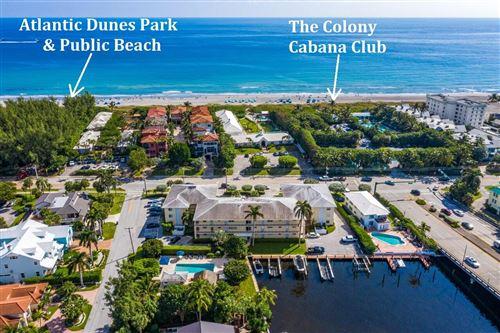 Photo of 1700 S Ocean Boulevard #4, Delray Beach, FL 33483 (MLS # RX-10751243)