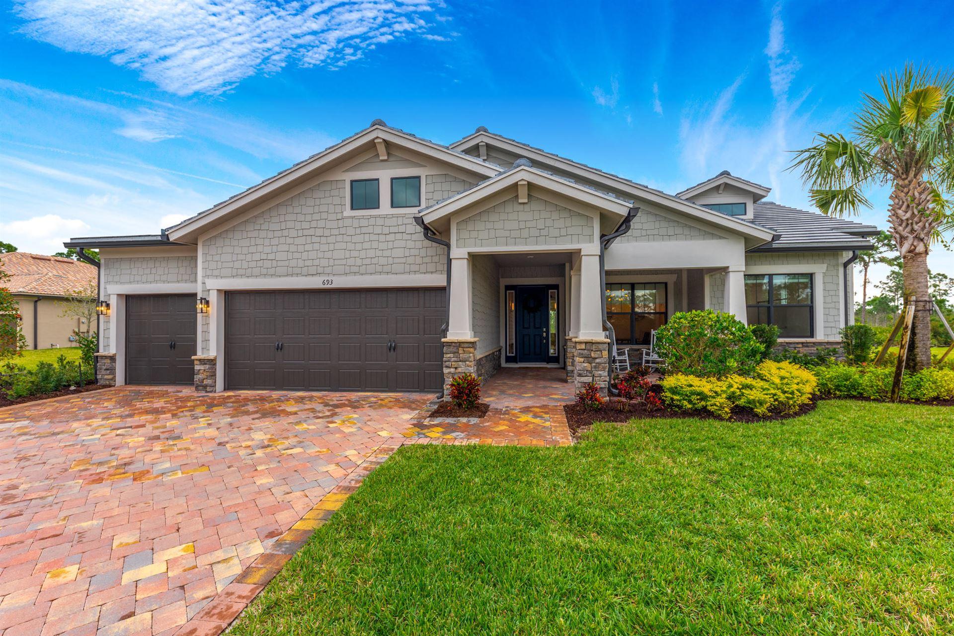693 SW Pristine Drive, Palm City, FL 34990 - #: RX-10596243