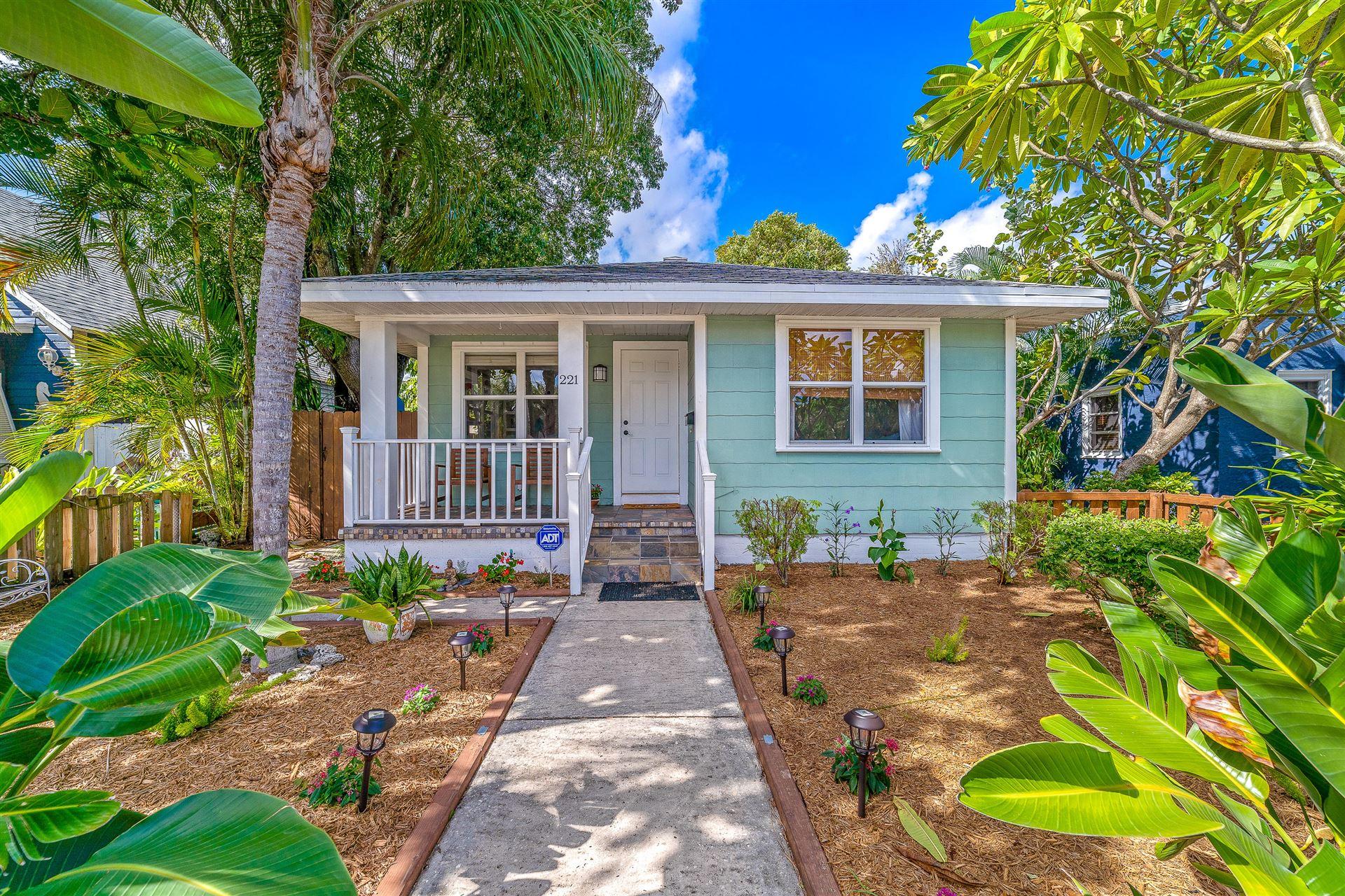 221 S M Street, Lake Worth, FL 33460 - #: RX-10669243