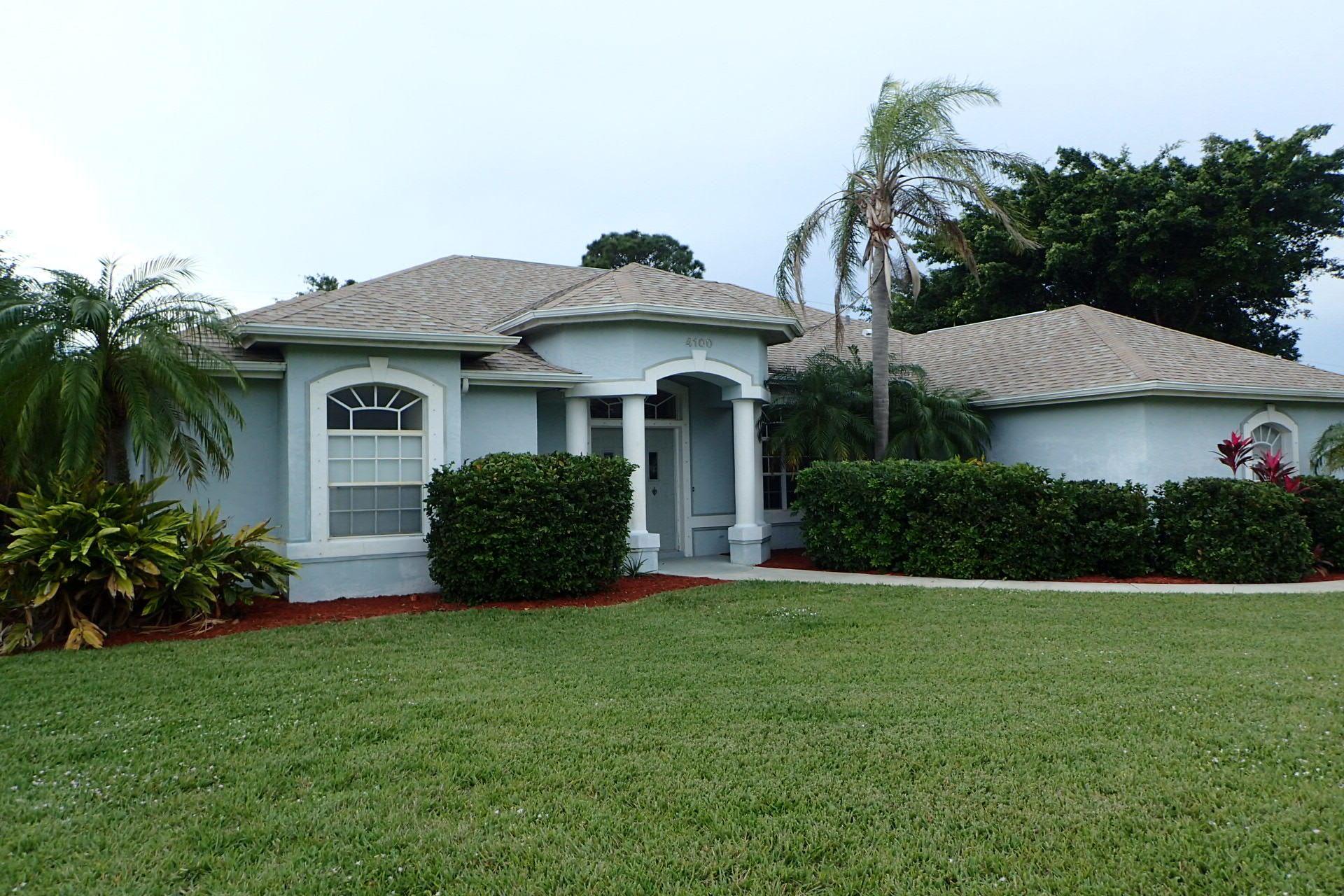 4100 SW Saybrook Street, Port Saint Lucie, FL 34953 - #: RX-10673243