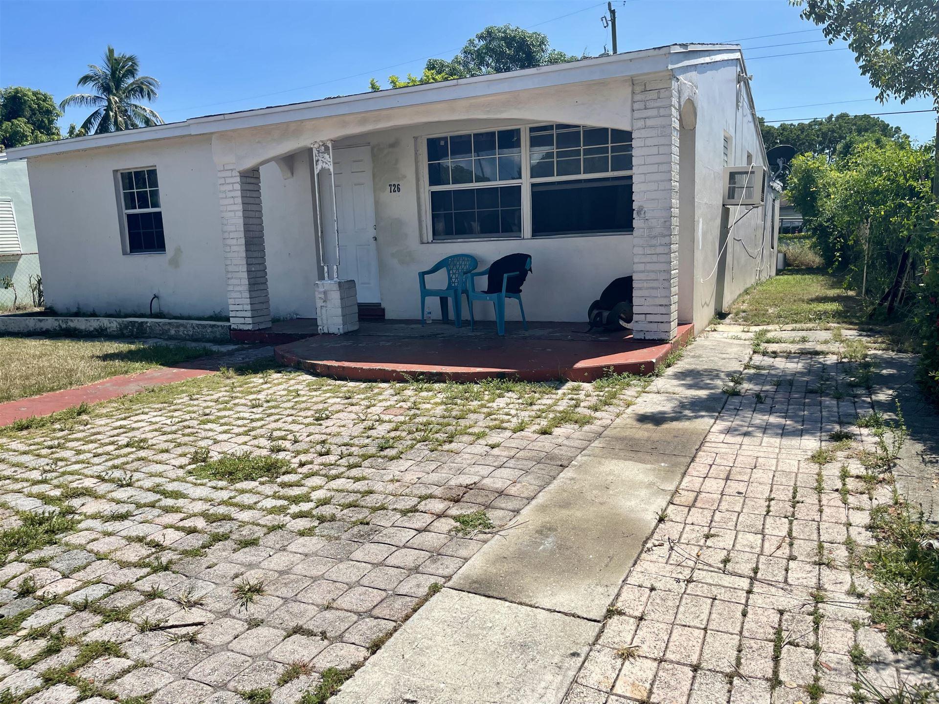 726 56th Street, West Palm Beach, FL 33407 - #: RX-10745243