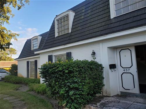Photo of 457 N Country Club Drive, Atlantis, FL 33462 (MLS # RX-10697244)