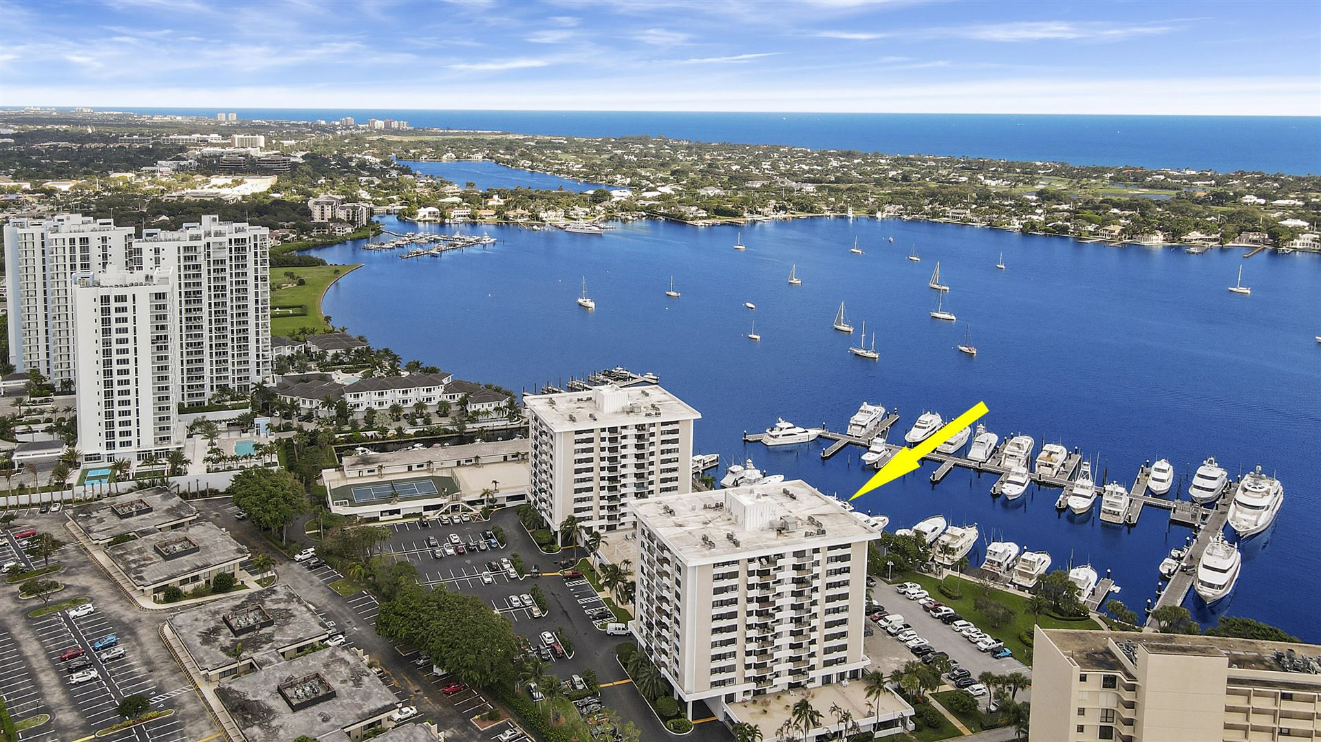 Photo of 1200 Marine Way Way #506, North Palm Beach, FL 33408 (MLS # RX-10672244)