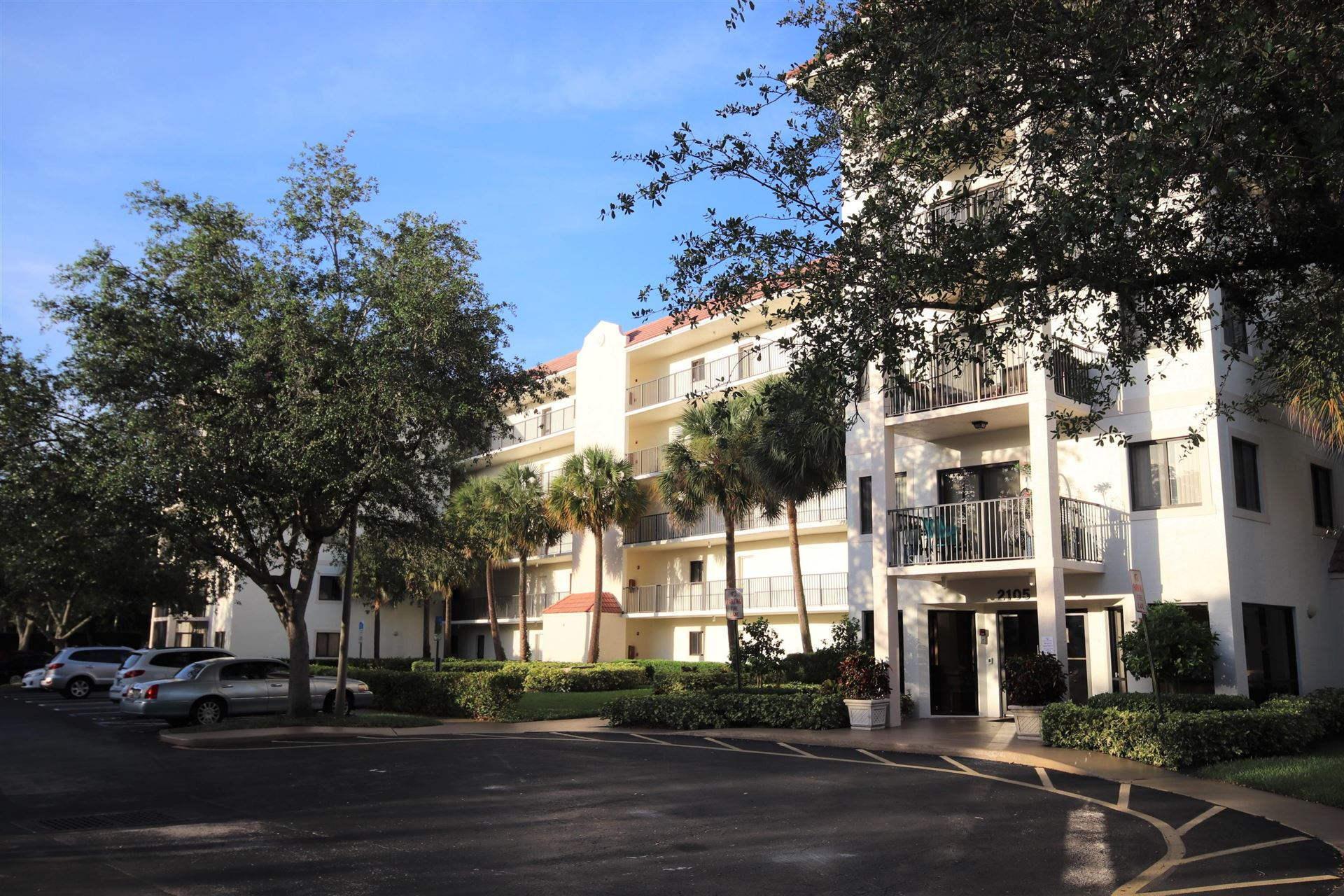 Photo of 2105 Lavers Circle #201, Delray Beach, FL 33444 (MLS # RX-10733244)