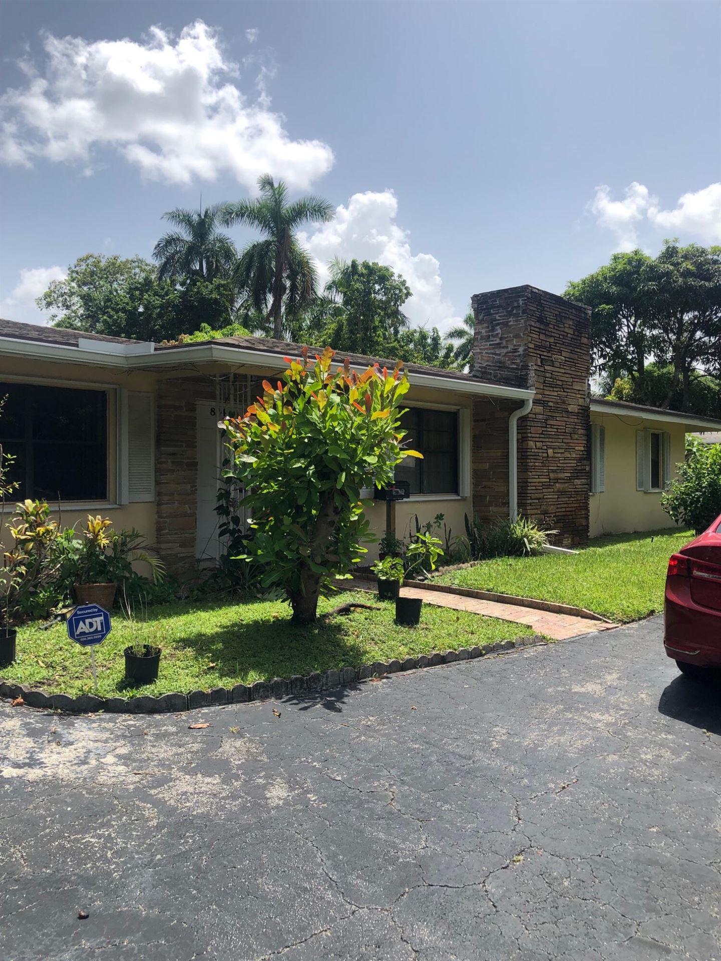 824 Holly Lane, Plantation, FL 33317 - MLS#: RX-10745244