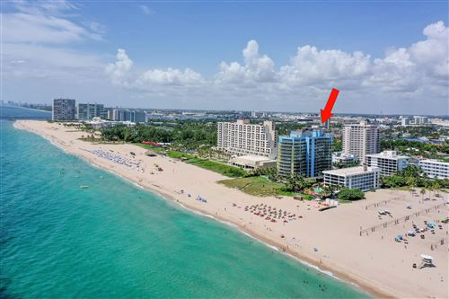 Photo of 1200 Holiday Drive #804, Fort Lauderdale, FL 33316 (MLS # RX-10735245)