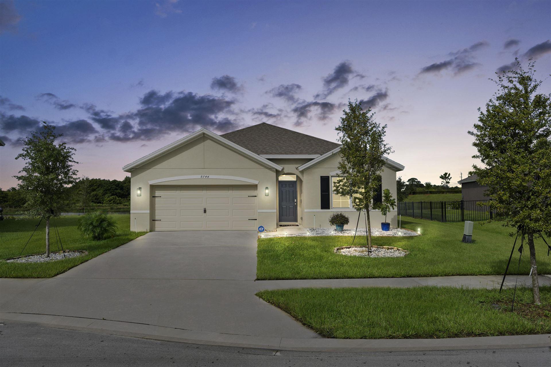 8744 Cobblestone Drive, Fort Pierce, FL 34945 - #: RX-10664245