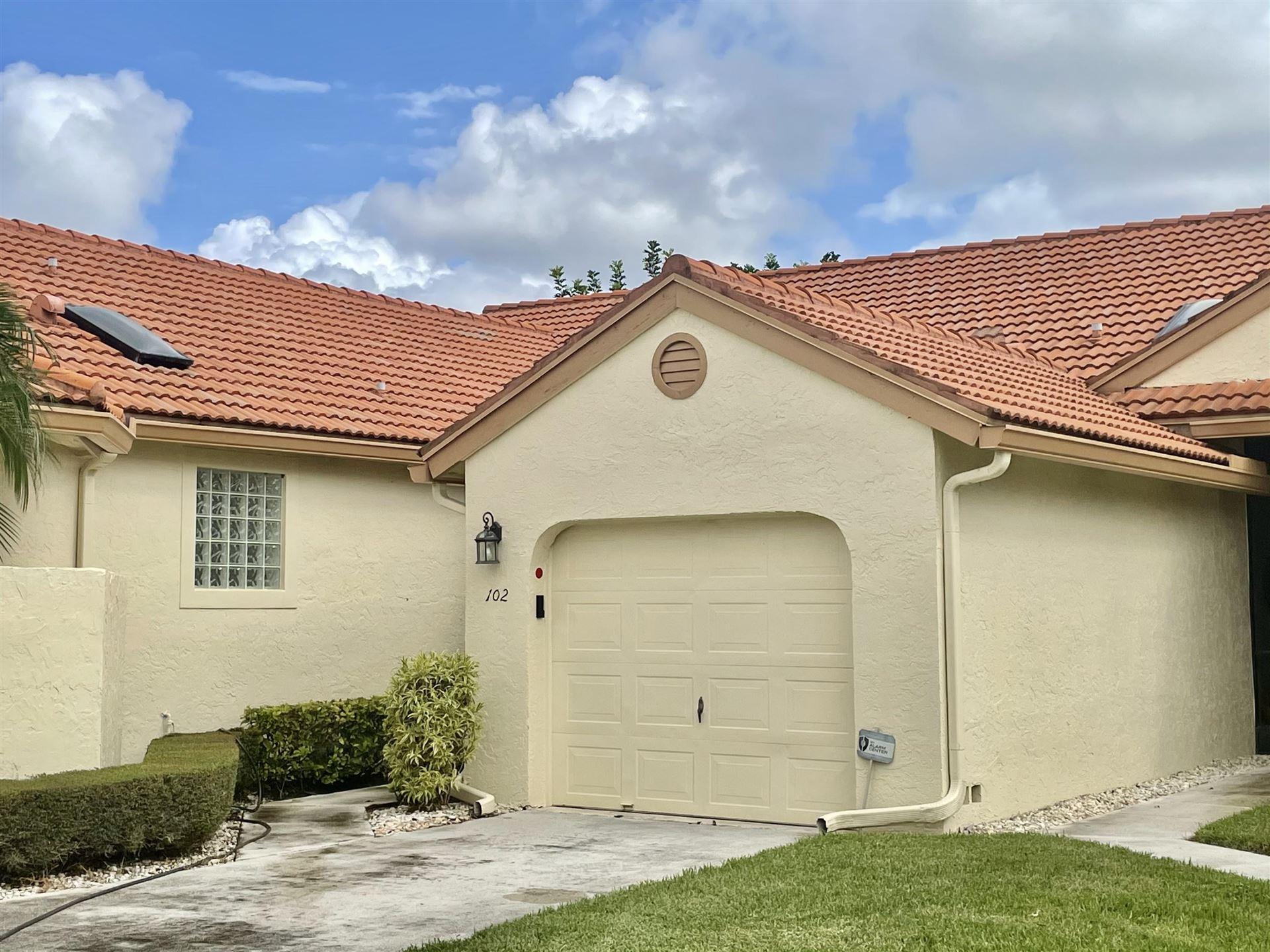 8284 Waterline Drive #102, Boynton Beach, FL 33472 - #: RX-10668245