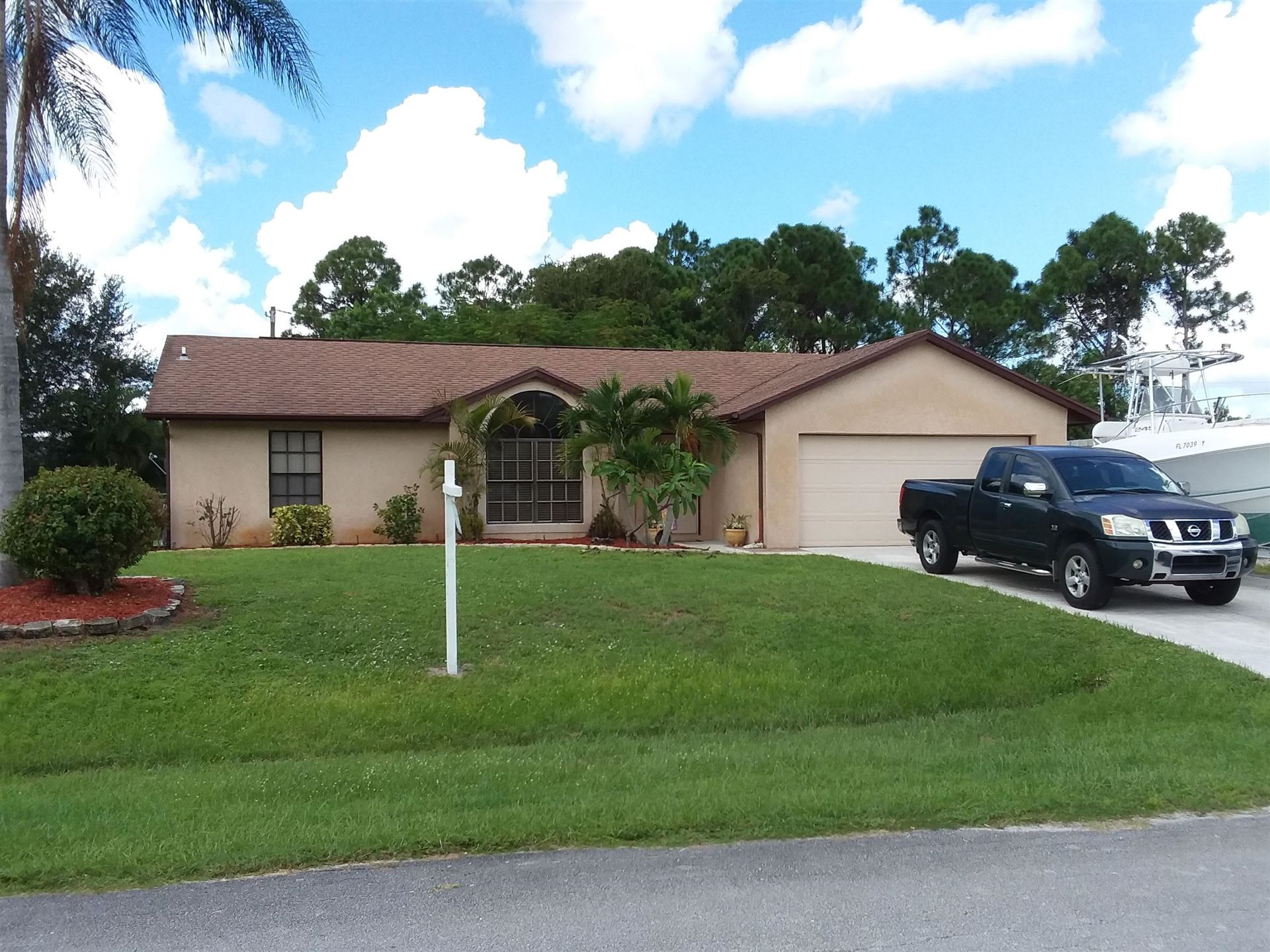 716 NW Cabot Street, Port Saint Lucie, FL 34983 - #: RX-10670245