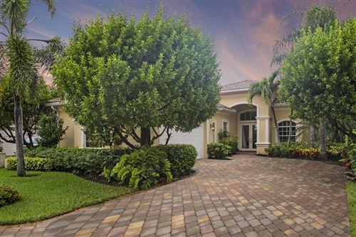 Photo of 275 Porto Vecchio, Palm Beach Gardens, FL 33418 (MLS # RX-10628246)