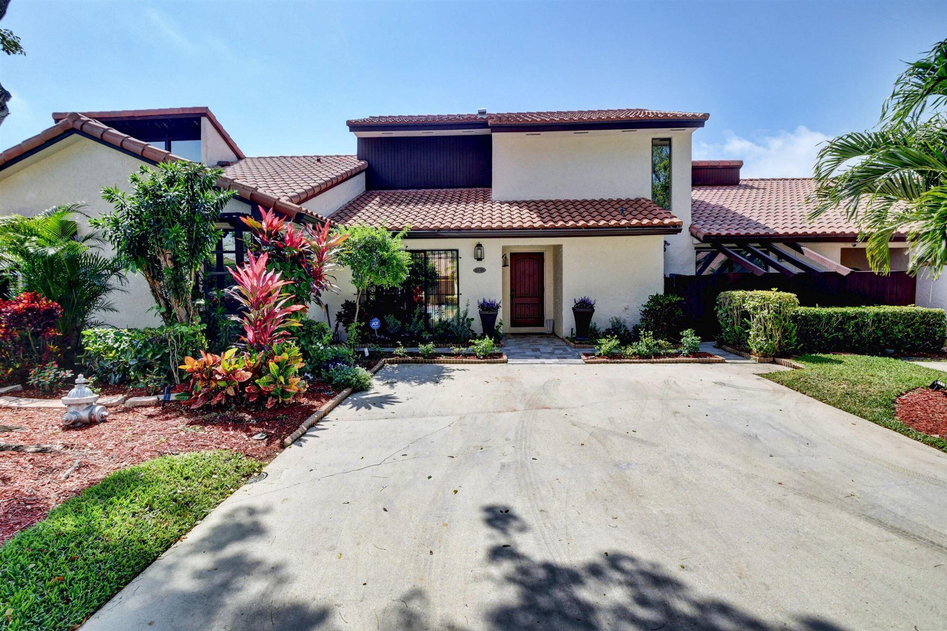 6846 Tiburon Circle, Boca Raton, FL 33433 - #: RX-10699246