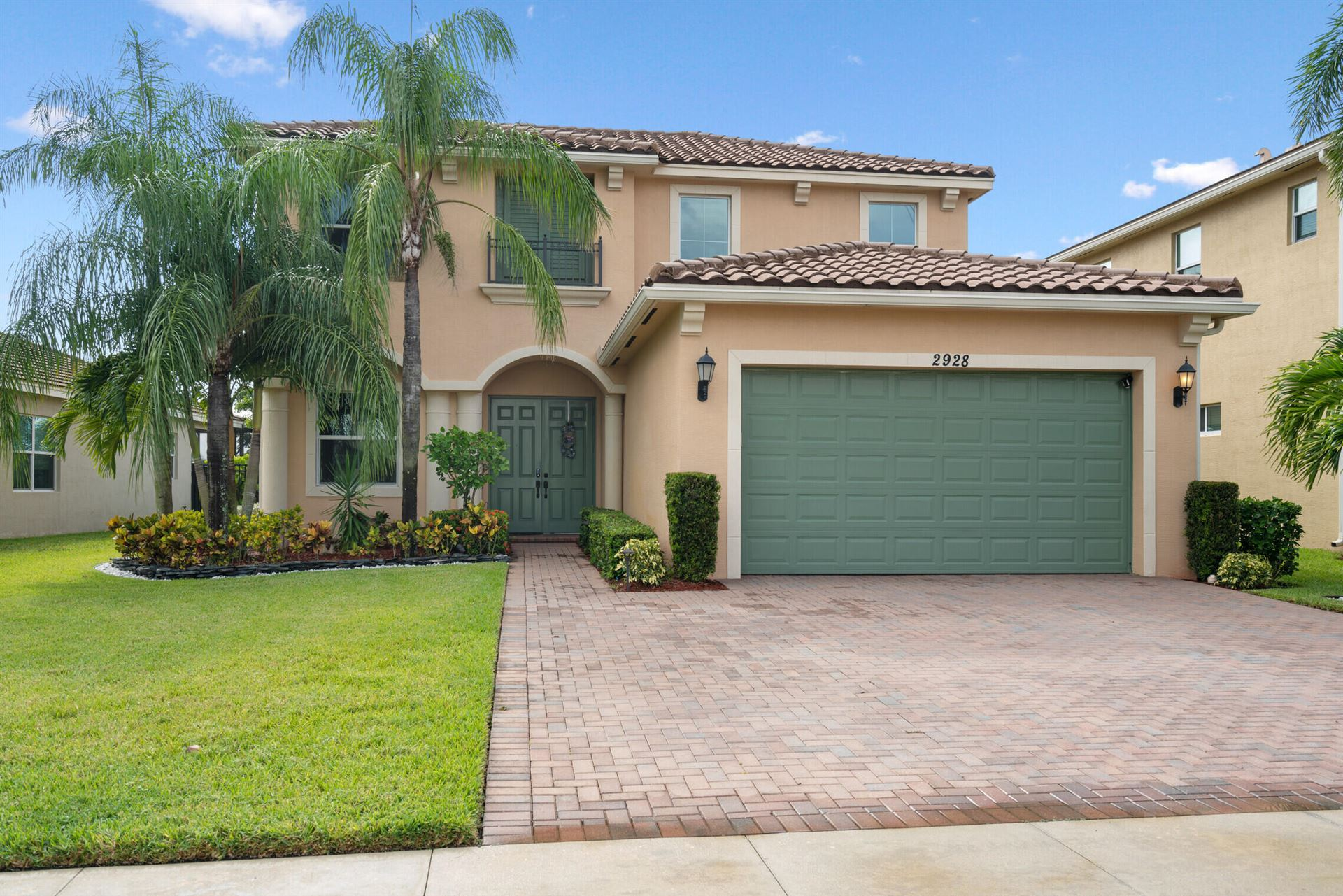 2928 Bellarosa Circle, Royal Palm Beach, FL 33411 - MLS#: RX-10745246