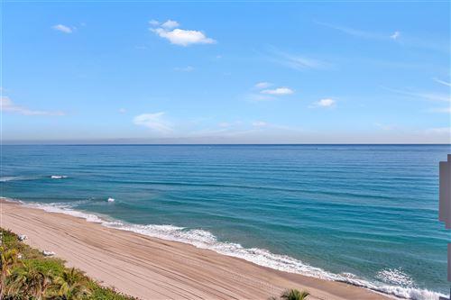 Photo of 3215 S Ocean Boulevard #910, Highland Beach, FL 33487 (MLS # RX-10598247)