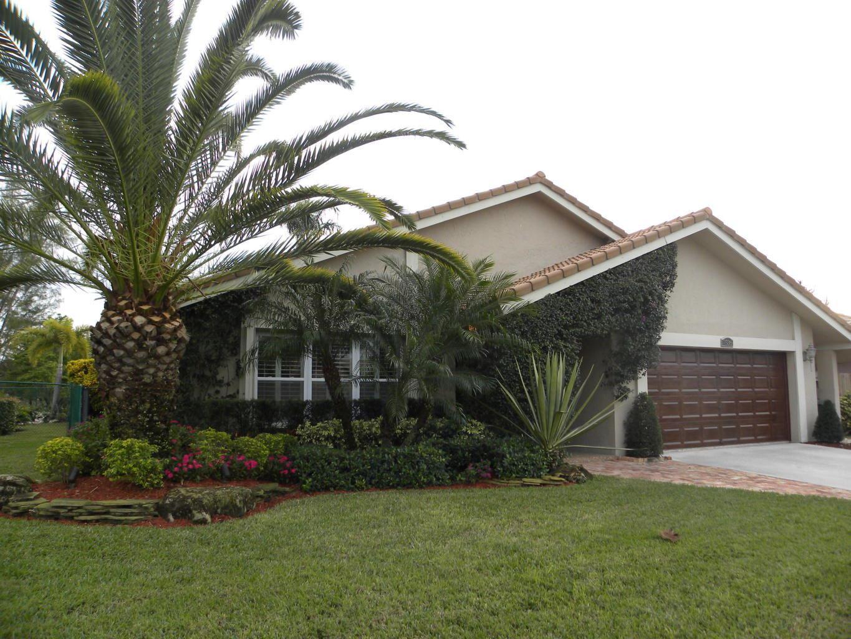 7536 Silver Woods Court, Boca Raton, FL 33433 - #: RX-10664247