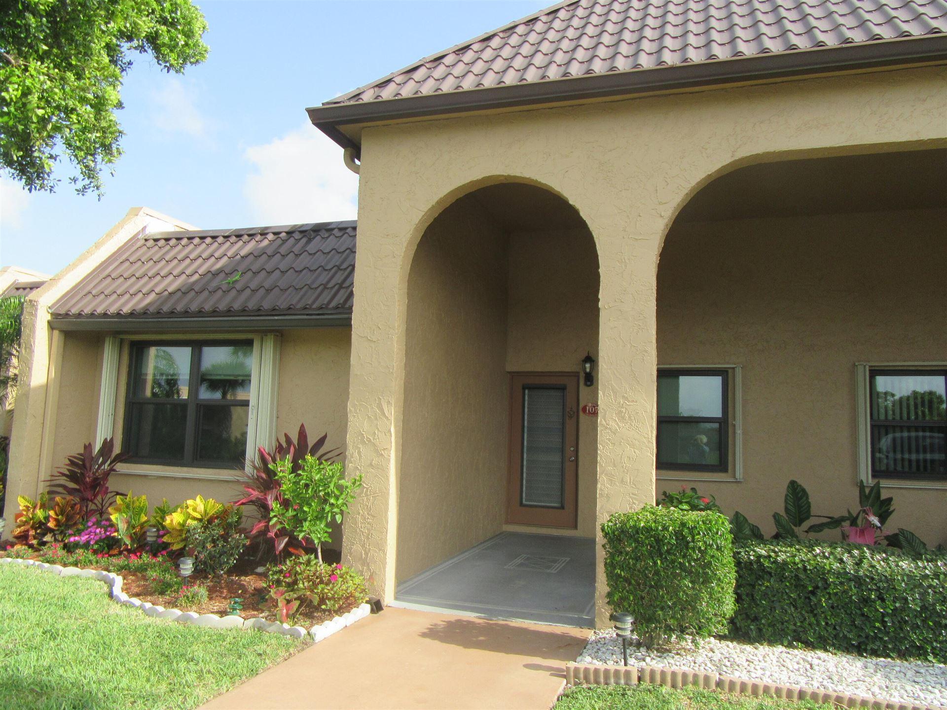 107 Lake Nancy Drive, West Palm Beach, FL 33411 - MLS#: RX-10741247
