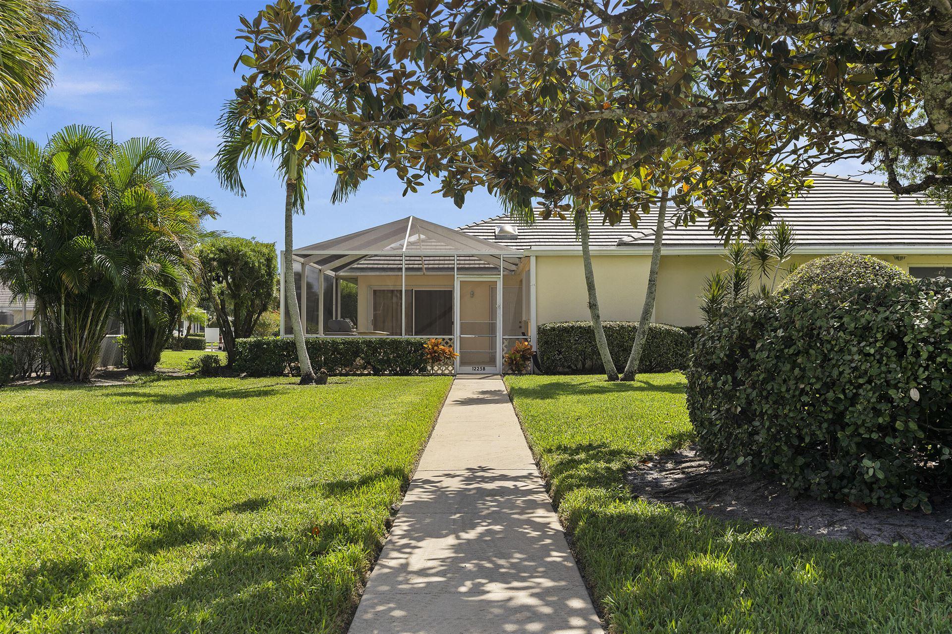 1225 NW Sun Terrace Circle #B, Port Saint Lucie, FL 34986 - #: RX-10752247