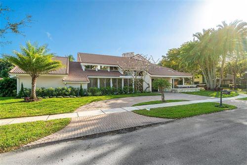 Photo of 3270 St James Drive, Boca Raton, FL 33434 (MLS # RX-10697248)