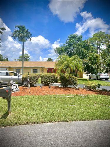 Photo of 5387 Stratford Road, Haverhill, FL 33415 (MLS # RX-10742248)