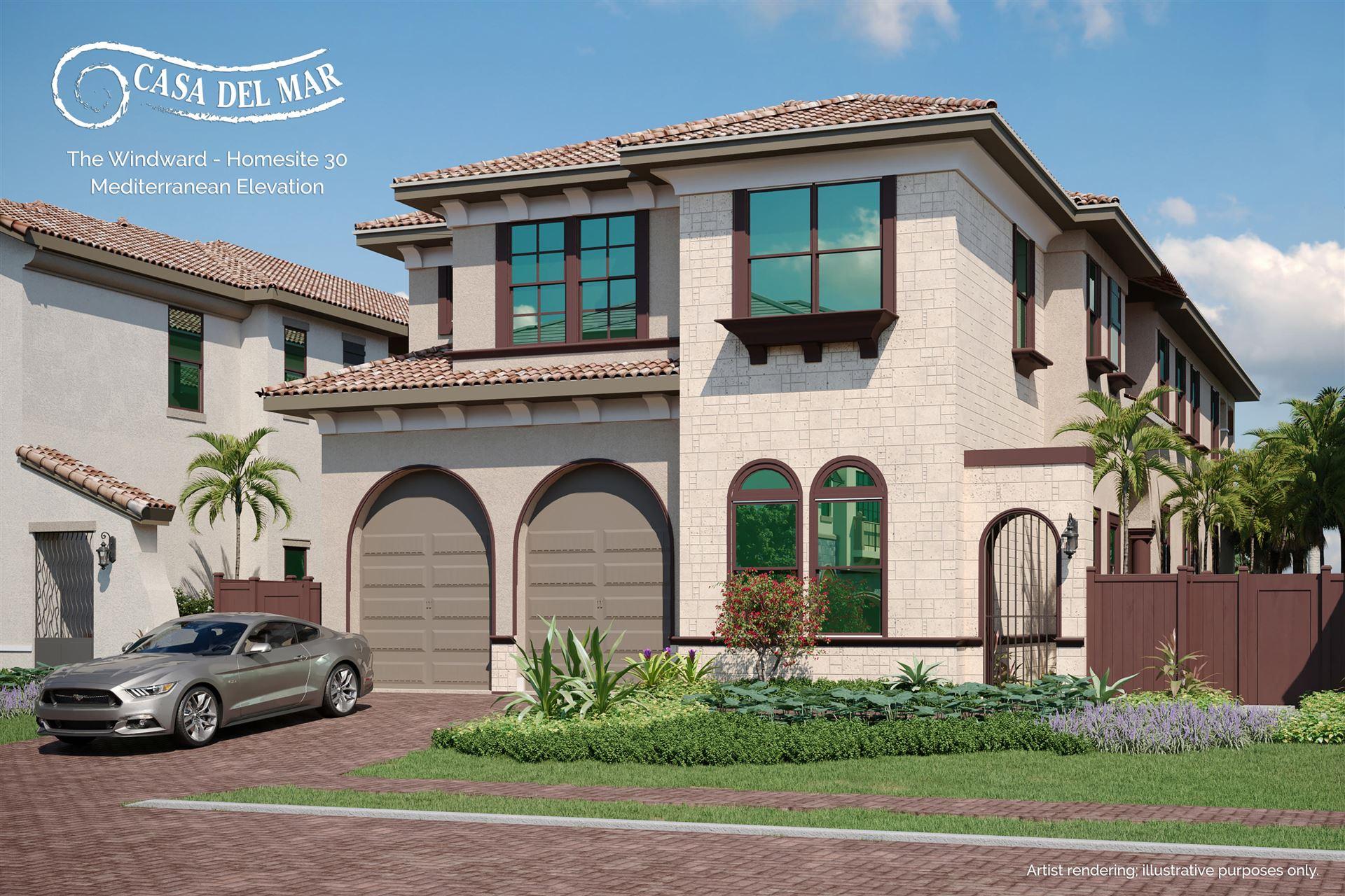 634 Windward Circle #30, Boynton Beach, FL 33435 - #: RX-10587248