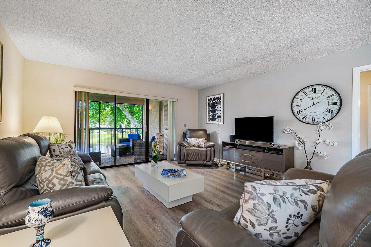 50 Stratford Lane W #B, Boynton Beach, FL 33436 - #: RX-10634248