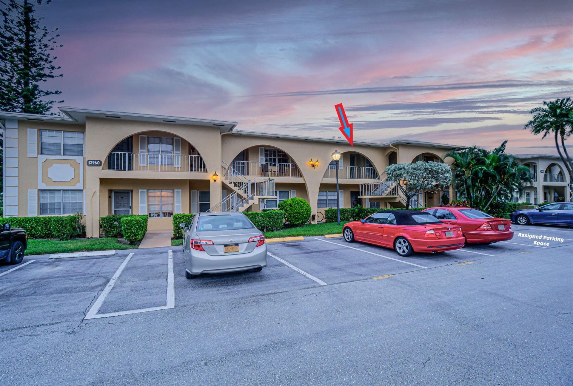 13960 Via Flora #G, Delray Beach, FL 33484 - #: RX-10670248