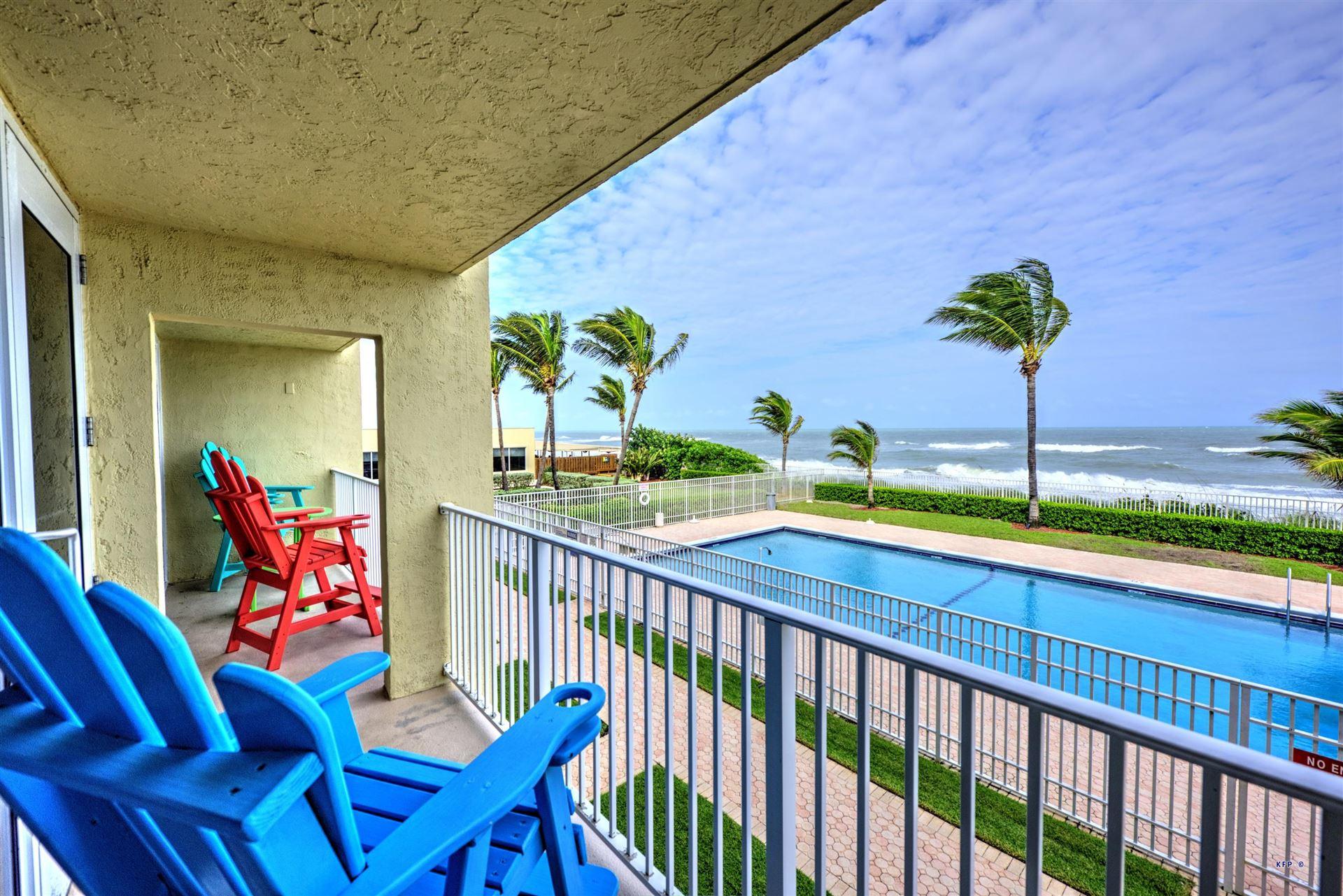 9800 S Ocean Drive #205, Jensen Beach, FL 34957 - #: RX-10671248