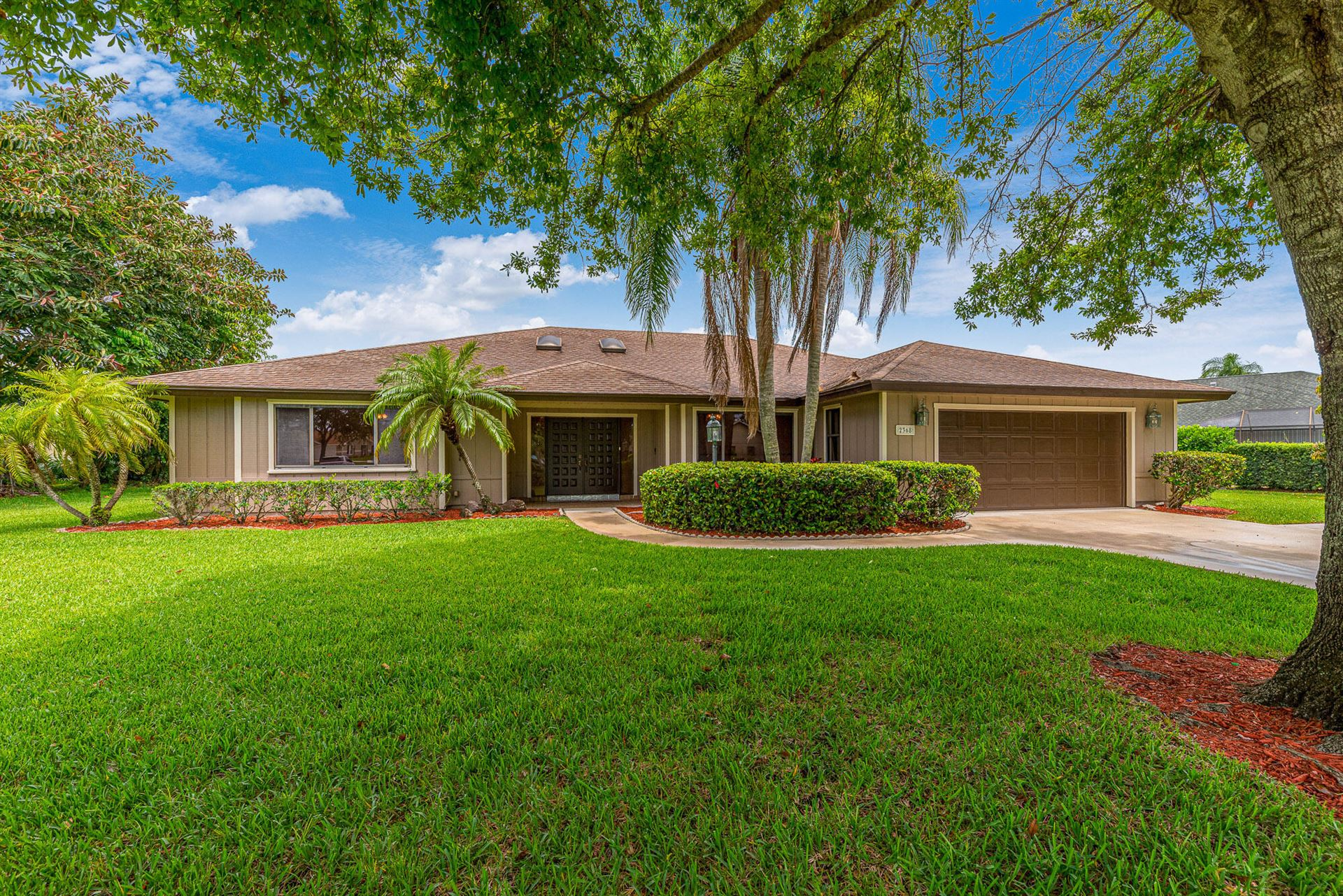 2368 NE Ginger Terrace, Jensen Beach, FL 34957 - MLS#: RX-10750248
