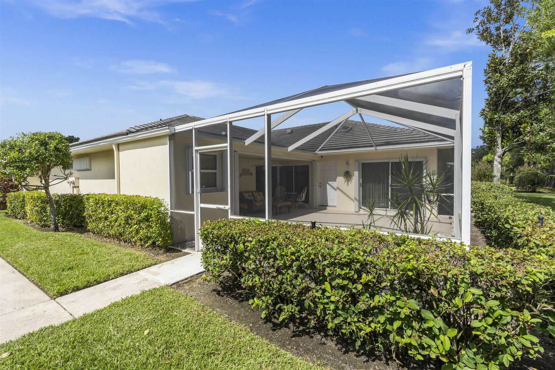 1250 NW Sun Terrace Circle #16 C, Port Saint Lucie, FL 34986 - #: RX-10752248