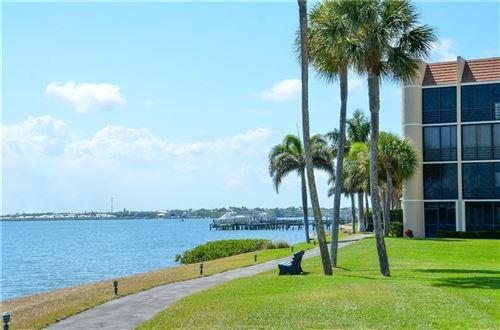 Photo of 3462 NE Causeway Boulevard #204, Jensen Beach, FL 34957 (MLS # RX-10613249)