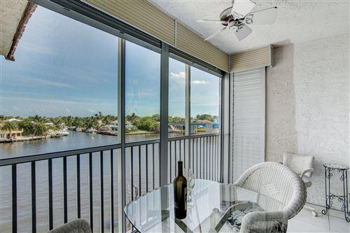 Photo of 646 Snug Harbor Drive #H402, Boynton Beach, FL 33435 (MLS # RX-10697249)