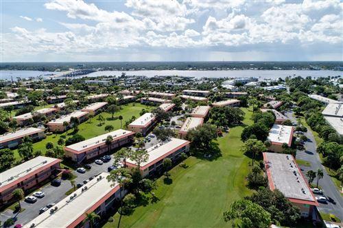 Photo of 1925 SW Palm City Road #H13, Stuart, FL 34994 (MLS # RX-10726249)